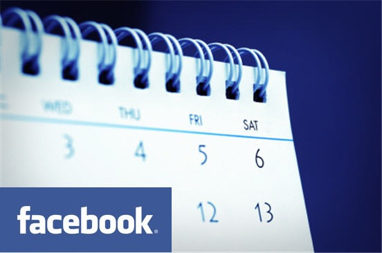 come creare un evento su Facebook