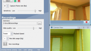 Come utilizzare la WebCam del PC come sistema di video sorveglianza
