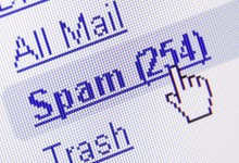 Come non ricevere email indesiderate